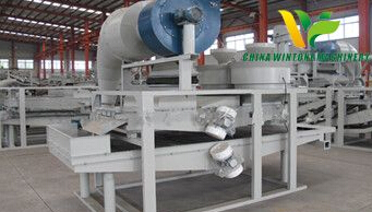 oak tree seed dehulling machine